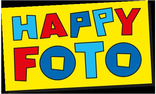 HappyFoto Logo