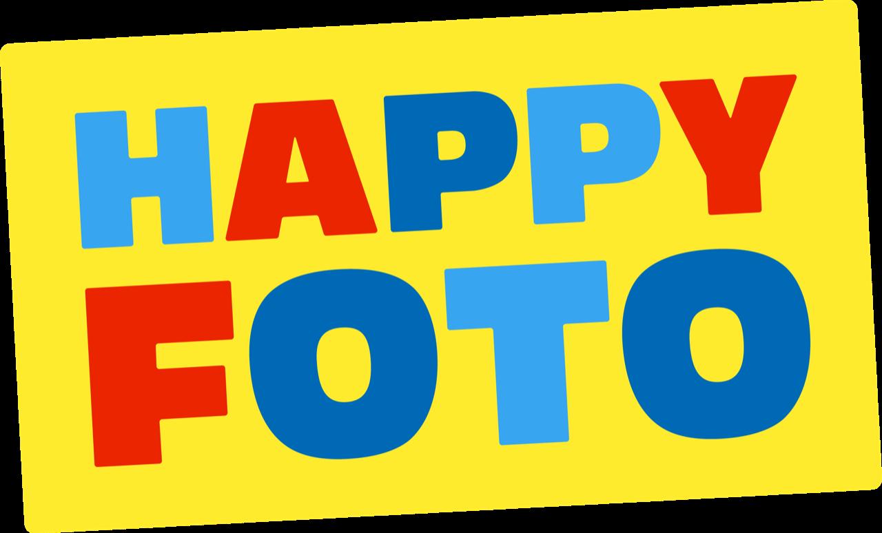 HappyFoto Logo Variante