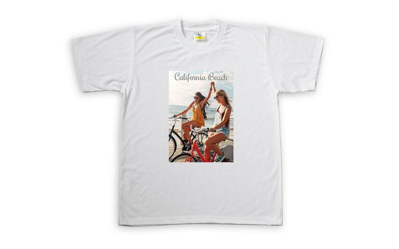 meet e5dc7 3d66d T-Shirts selbst gestalten & bedrucken bei HappyFoto